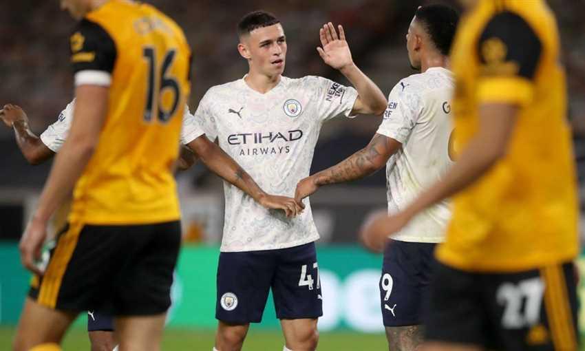 بالفيديو.. أهداف السيتي (3-1) وولفرهامبوتون في الدوري الانجليزي اليوم الاثنين