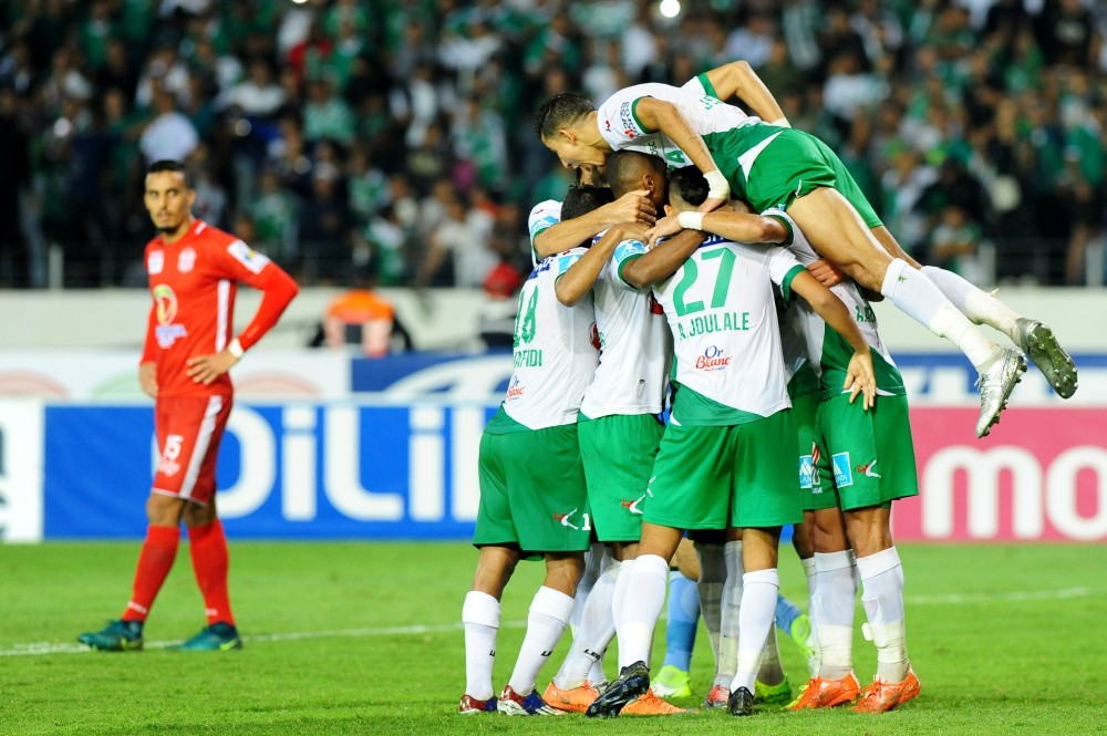 بث مباشر.. مباراة الوداد والرجاء في الدوري المغربي (0 - 0)