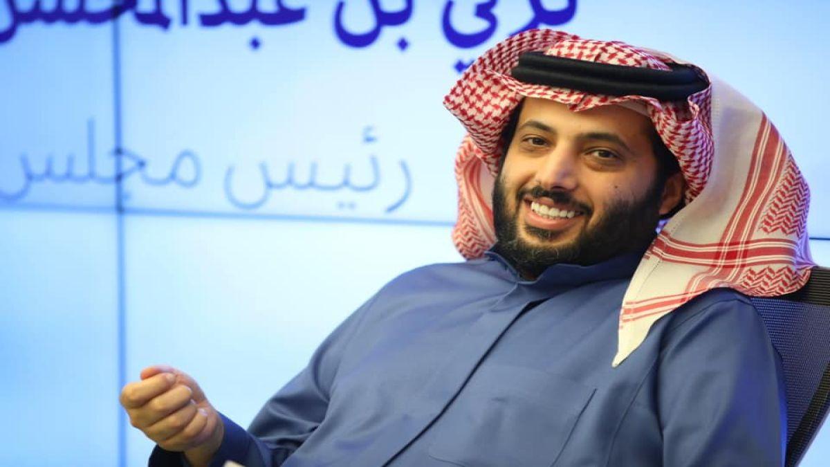 تركي آل الشيخ يتعاقد مع صفقة أوروبية للهلال السوداني