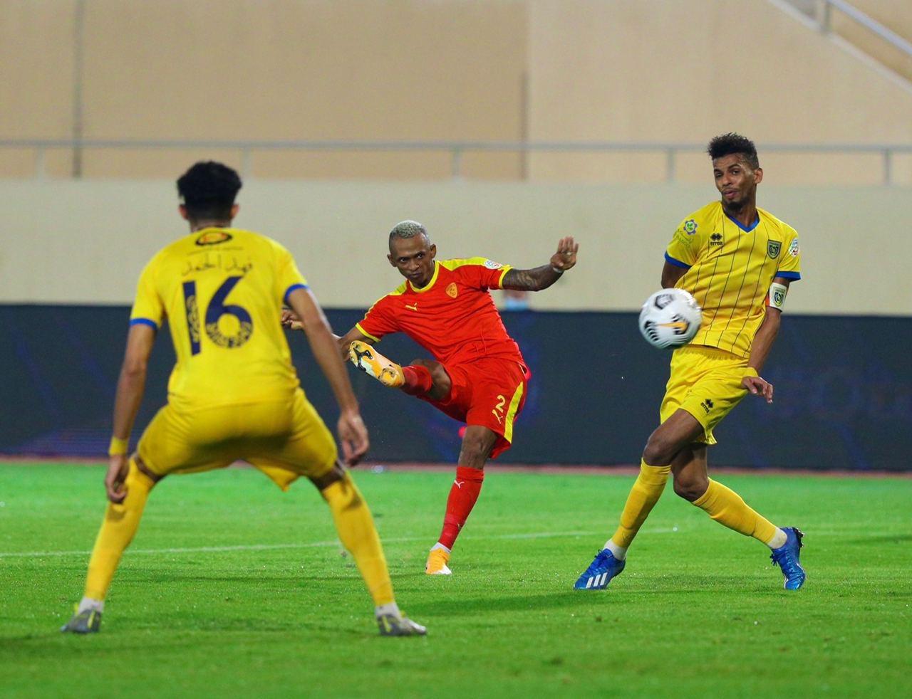 فيديو.. أهداف القادسية (2-0) أمام التعاون في الدوري السعودي