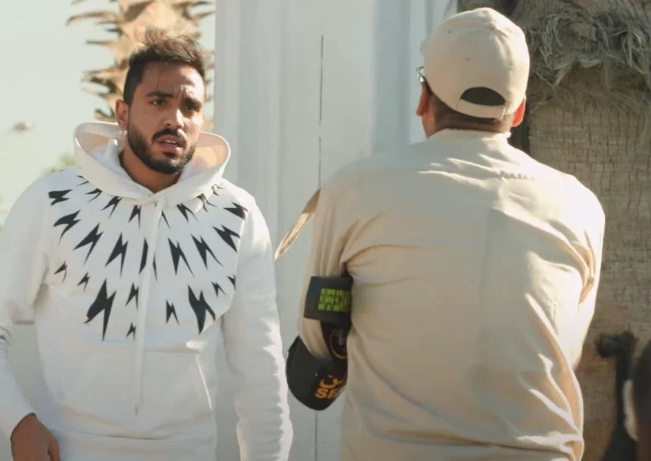 شاهد بالفيديو.. القبض على محمود كهربا  وبحوزته مخدرات في «مقلب الشرنوبي»